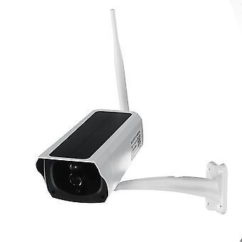 HD 1080P Aurinkovoimalla toimiva langaton WiFi IP-kamera Ulkoturva kodin cctv-kamera 64G-muistiautolla