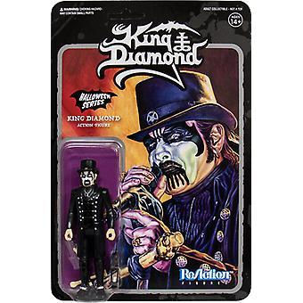 King Diamond Modern Top Hat Reaction USA import