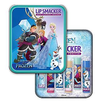 Lip Smacker Frozen Tinbox 6pcs