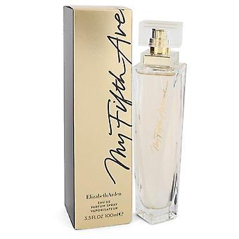 My 5th Avenue Eau De Parfum Spray By Elizabeth Arden 3.3 oz Eau De Parfum Spray