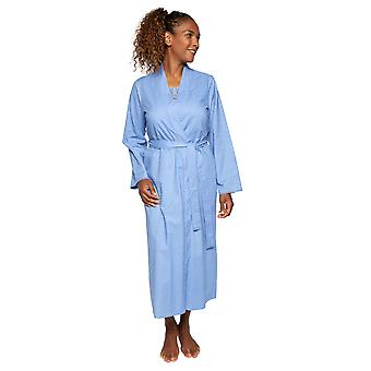 Cyberjammies Nora Rose Elizabeth 1529 Women's Túnica de algodón manchada azul