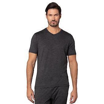 Mens Short Sleeve V-Neck T-Shirt