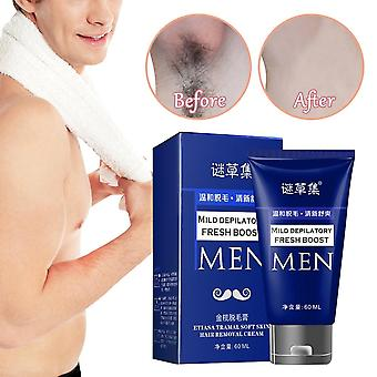 Permanent Hair Removal Cream Depilatory Paste  (1)