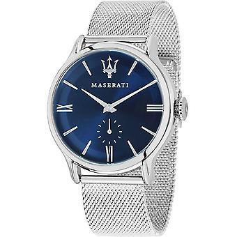 Mens Watch Maserati R8853118006, Quartz, 42mm, 10ATM