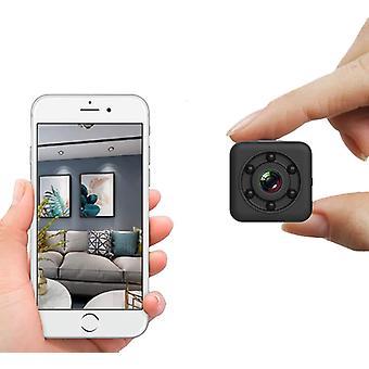 Mini Wifi Camera VideoBeeld Verborgen Kleine Draagbare Draadloze Camera met Nachtzicht, 30m Waterdicht Ontwerp voor Openlucht Binnen (wifi verbonden gebruik)