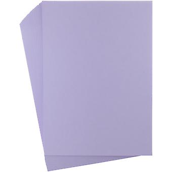Sweet Dixie Lavender Cardstock A4 (240 gsm) (25)