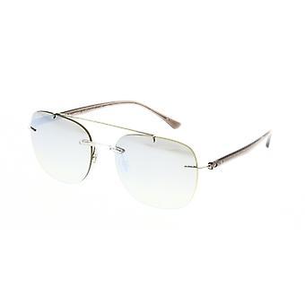 Ray-Ban Transparent Brown Sunglasses RB4280-6290B8-55
