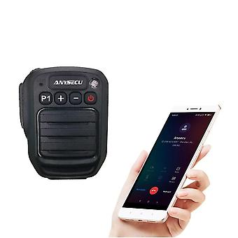 Walkie Talkies Wireless Bluetooth Microphone Speaker For Uv-82 Uv-5r Uv-888s