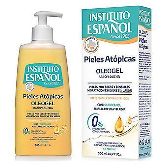 Dusj Gel Pieles Atópicas Oleogel Instituto Español (300 ml)