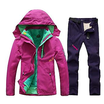 Ski Suit Outdoor Waterproof Thermal