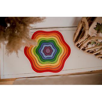 Qtoys Australia (usa) Rainbow Flowers