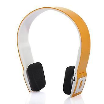 2.4G trådløs BT V3.0 + EDR headset hodetelefon med mikrofon for iPhone iPad smarttelefon tablet PC