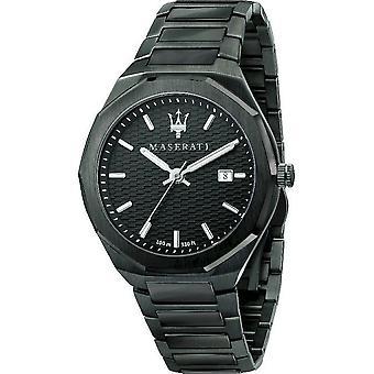 Maserati Мужские часы Стили 45mm Gun R8853142001