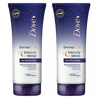 Dove DermaSpa Beauty Sleep Body Lotion