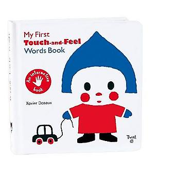 My First Touch and Feel Words Book 1
