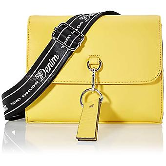 TOM TAILOR Denim Ceria, Women's Fin Bag, Yellow, Small