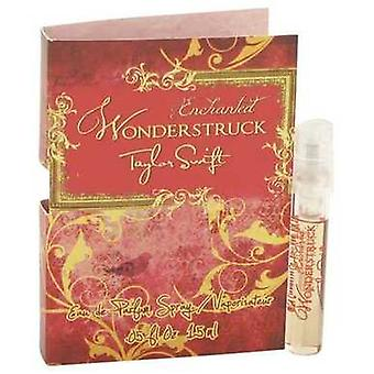 Wonderstruck Enchanted By Taylor Swift Vial (sample) .05 Oz (women) V728-533230