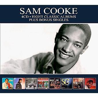 Sam Cooke - 8 Classic Albums Plus Bonus Singles CD