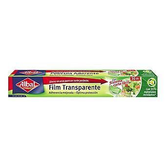 Cling Film Albal Transparent (30 m)