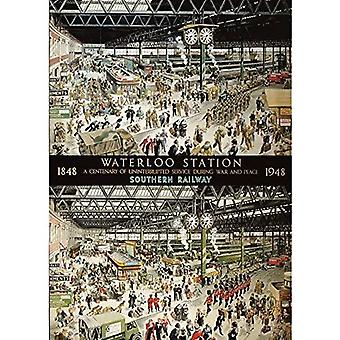 Gibsons Waterloo Station Puzzle (1000 Teile)