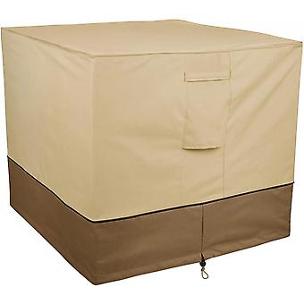 Water Resistant Square Air Conditioner Cover