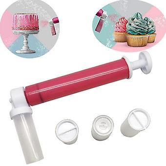 Cake spray gun cake airbrush coloring sprayer duster manual watering can cake decorating tools kitchen baking tools
