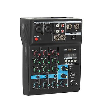 4 Kanäle Mini Usb Audio Mixer Verstärker