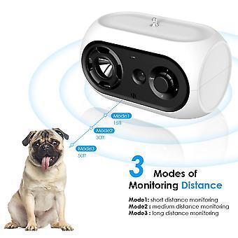 K2 الموجات فوق الصوتية باركر المضادة الكلب نباح الضوضاء إزعاج عالية الطاقة في الهواء الطلق الكلب مبيد