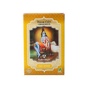 Halvperansiv färgant Henna Radhe Shyam Blonde (100 g)