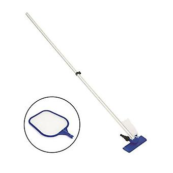 Bestway Pool Cleaner Set Vakuum kit Floater Termometer
