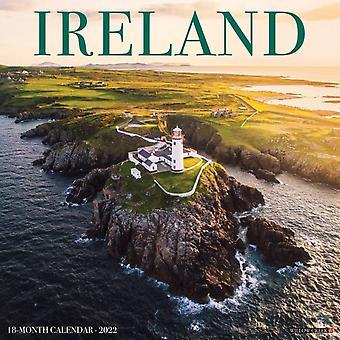 Irland 2022 Wall Kalender av Willow Creek Press