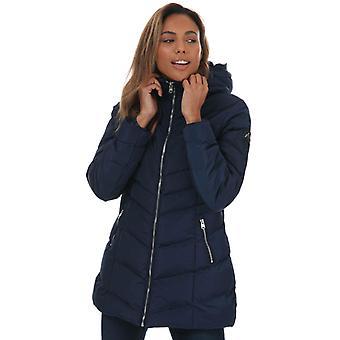 Women's Tokyo Laundry Safflower Jacket in Blue