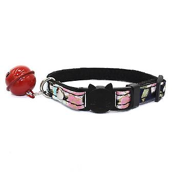 Cat Collars Breakaway With Bell - Outdoor Safety Collar For Cats Kittens