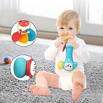 Baby Musical Hammer, Rattle Toy With Light Music, Baby Early Education Toy