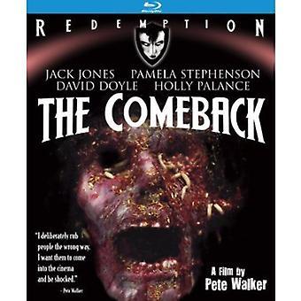 Comeback [BLU-RAY] USA import