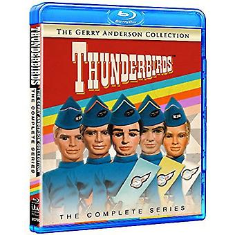 Thunderbirds: De Complete serie [BLU-RAY] USA import
