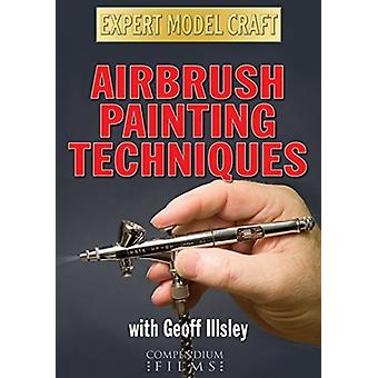 Illsley;Geoff: Airbrush Painting Techniques [DVD] USA import