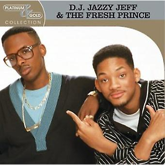 DJ Jazzy Jeff & Fresh Prince - Platinum & Gold Collection [CD] USA import