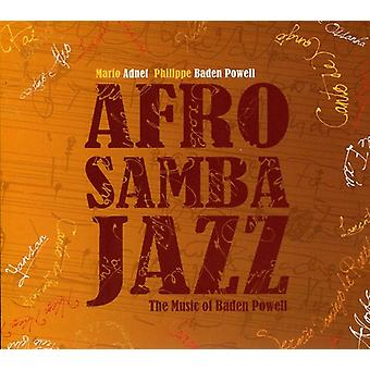 Mario Adnet & Philippe Baden Powell - Afrosambajazz: The Music av Baden Powell [CD] USA import
