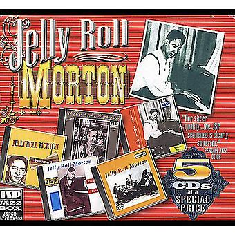 Jelly Roll Morton - As Artist [CD] USA import
