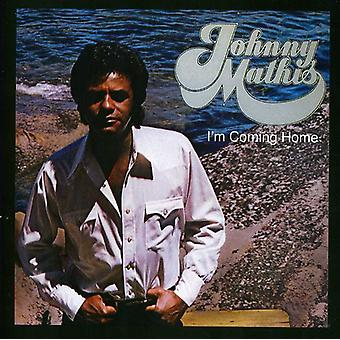 Johnny Mathis - I'm Coming Home [CD] USA import