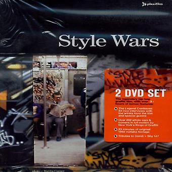 Style Wars [DVD] USA import