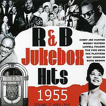 R&B 1955 Jukebox - import USA Jukebox Vol. 2-R&B 1955 [CD]