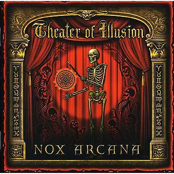 NOx Arcana - Theater of Illusion [CD] Yhdysvallat tuoda