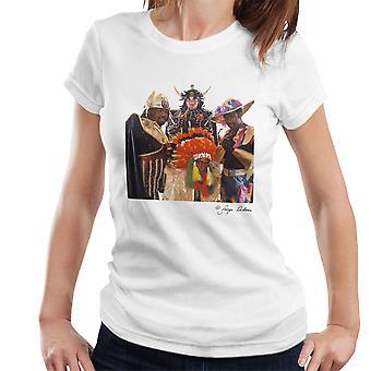 Afrika Bambaataa och Soulsonic kraft Women's T-Shirt