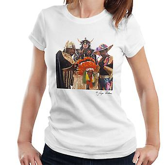 Afrika Bambaataa und Soulsonic Force Frauen T-Shirt