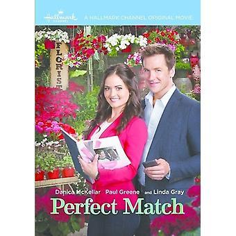 Perfect Match [DVD] USA import