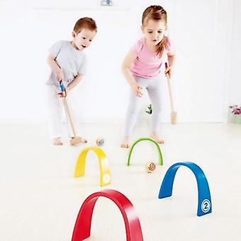 HAPE Colour Croquet E4302