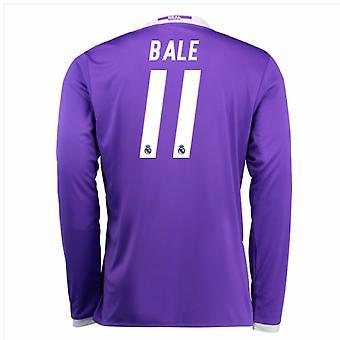 2016-17 real Madrid borta tröja (Bale 11) - barn