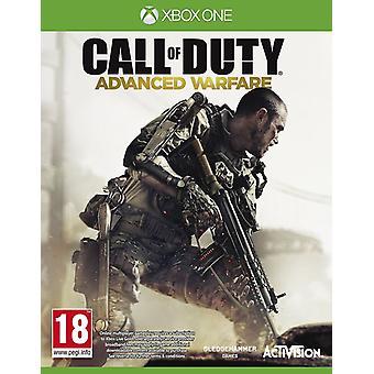 Call of Duty Erweiterte Warfare Xbox One Videospiel